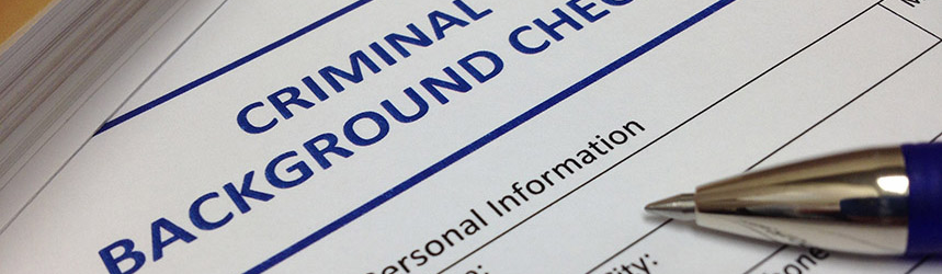 criminal background check services