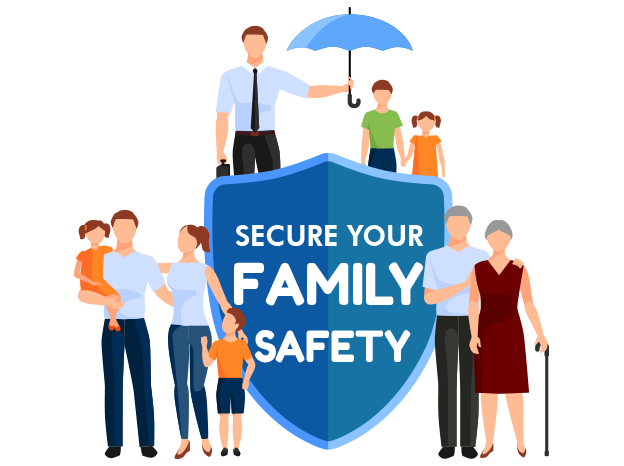 safe your family